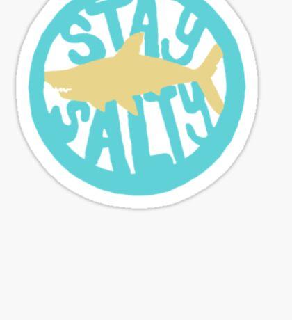 Shark Design Sticker