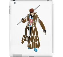 Gambit from the Marvel Universe iPad Case/Skin