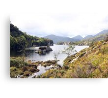 Lakes in Ireland Canvas Print