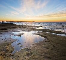 Day Break - Point Lonsdale by Andrew Widdowson