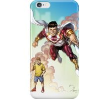 Samaritan Pinup 01 iPhone Case/Skin