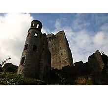 "Blarney Castle Ireland home of the ""Blarney Stone"" Photographic Print"