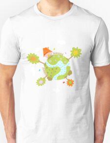 green planet T-Shirt