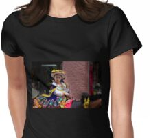 Cuenca Kids 627 Womens Fitted T-Shirt