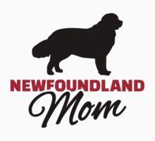 Newfoundland Mom by Designzz