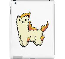 Alpacamon - Ponyta iPad Case/Skin