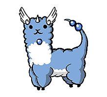 Alpacamon - Dragonair by missbrodrick