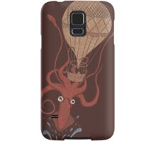 Around the World in 20,000 Leagues Samsung Galaxy Case/Skin