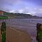 Sandsend Beach by Trevor Kersley