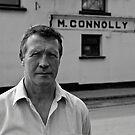 Jim; owns the Bar by Philip  Rogan