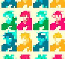 8-Bit Dimension (PopHOL light version) by isladelrisco