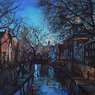 Quiet Sunday in Utrecht by Cameron Hampton