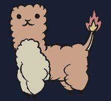 Alpacamon - Charmander One Piece - Short Sleeve