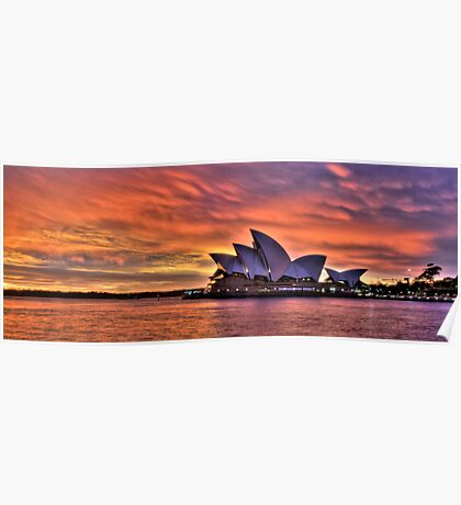 Greeting The Morn- The Photographers Cut  - Moods Of A City - The HDR Series Poster