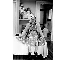 Annie Photographic Print