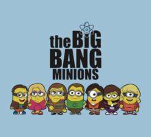 The Big Bang Minions Kids Clothes