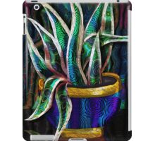 Mother-in-Law's Tongue: Fractal Botanical by Alma Lee iPad Case/Skin