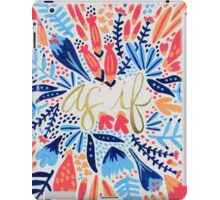 As If iPad Case/Skin