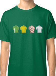 Colours of the TDF Classic T-Shirt