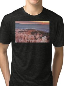 Bryce Canyon Sunrise Tri-blend T-Shirt