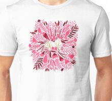 As If – Gold & Pink Unisex T-Shirt
