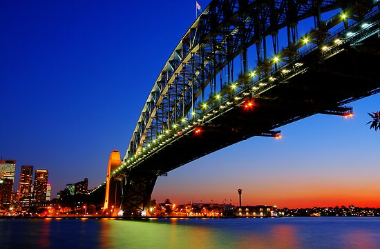 Sydney Harbour Bridge by Christopher Meder