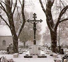 Three Crosses by jaedco