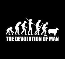 The Devolution of Man - Fear And Clothing by fearandclothing