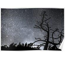 Celestial Stellar Dark Universe Poster
