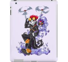 Evil Boy Genius iPad Case/Skin