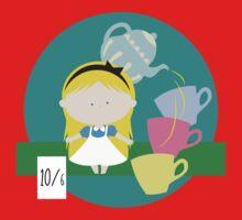 Alice In Wonderland Kids Clothes