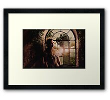 Regina - Young Hope Framed Print