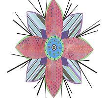Flower Pink by ZaMoArts