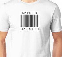 Made in Ontario Unisex T-Shirt