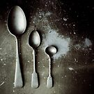 Spoons by humanremains