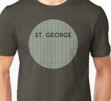 ST. GEORGE Subway Station Unisex T-Shirt