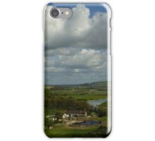 Up The Ouse To Lewes iPhone Case/Skin