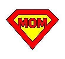 Super mom Photographic Print