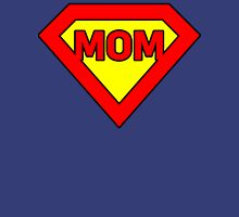 Super mom Womens Fitted T-Shirt