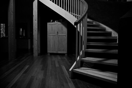 The Cupboard under the Stairs by Mike Emmett
