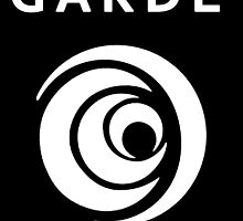 Lorien Legacies - Garde Number Four Symbol by TylerMellark