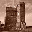 Cabot Tower by Glenn Esau