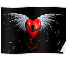 A Captive Heart Poster