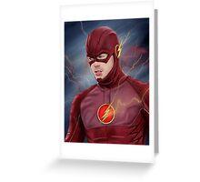 Flash Greeting Card
