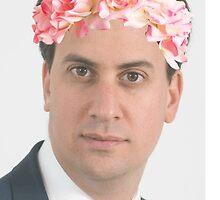 Ed Miliband by jonnarogers