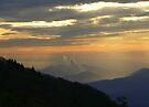 Great Smoky Sunrise by JKKimball