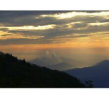 Great Smoky Sunrise Photographic Print