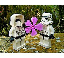 Trooper Love Photographic Print