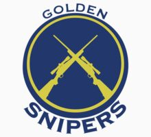 Golden Snipers (Guns) by DrDank
