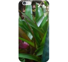 Exotic Flowers iPhone Case/Skin